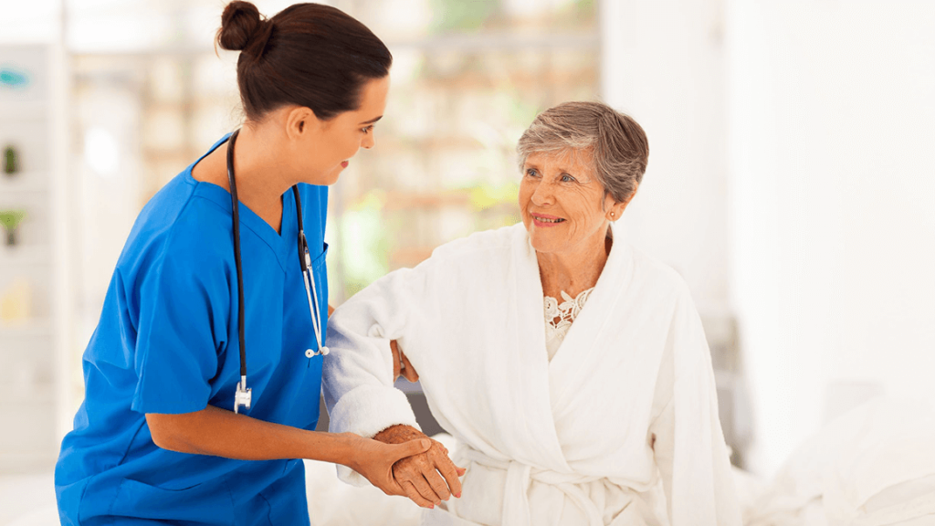 What is Nursing Care?