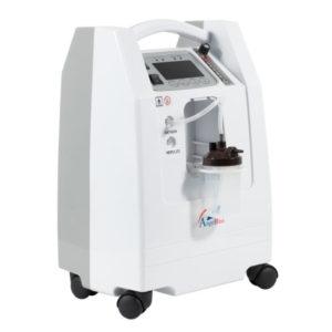 EasyCare Portable Oxygen Concentrator Machine - 0.5-5L/min - White
