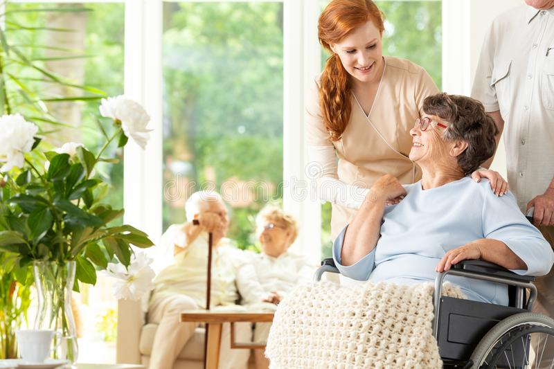 What is Elderly Care?
